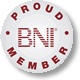 BNI West Central Florida Proud Member